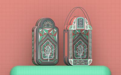武夷山水山茶油包装设计