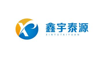 北京鑫宇泰源建筑材料有限公司建筑類logo設計