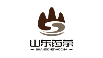 山東藥茶產業發展有限公司中醫藥logo設計項目
