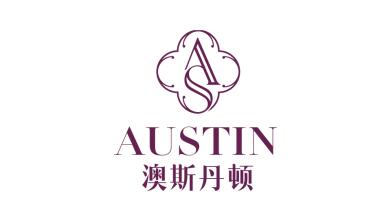 澳斯丹顿家纺类logo设计