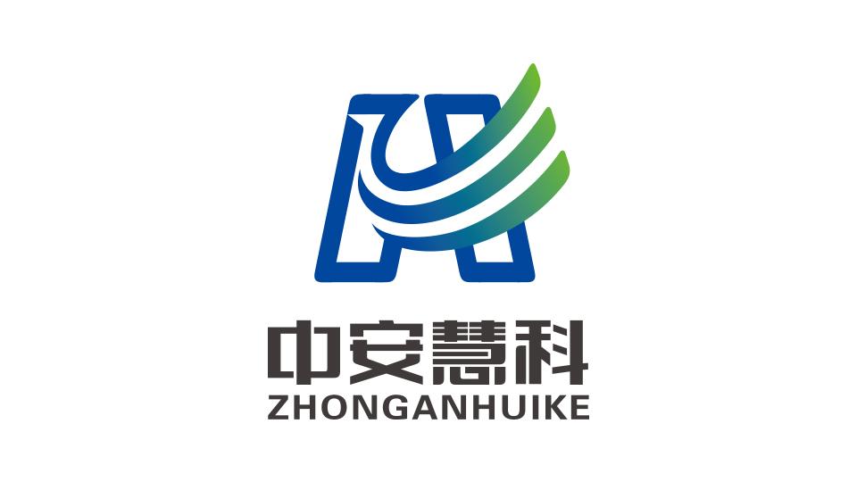 中安慧科(北京)智能科技有限公司科技类logo设计