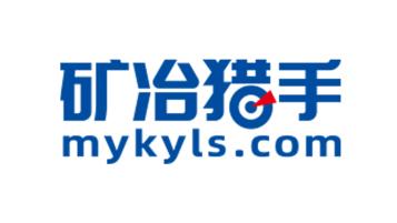 蘇州礦冶獵手信息科技有限公司數據平臺類logo設計
