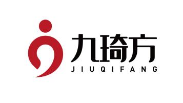九琦方生物技術有限公司藥品類logo設計