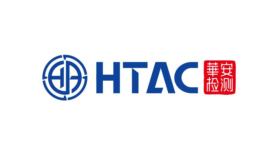 华安检测检测类logo设计