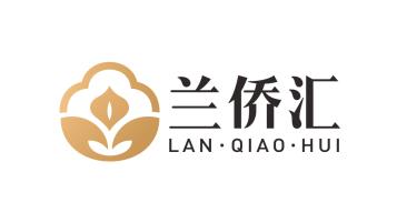 安徽斌峰六家畈酒店管理有限公司餐廳會所logo設計