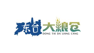 东台大粮仓农业投资类品牌LOGO设计