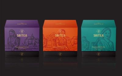 SriTea 是优质的茶叶品牌