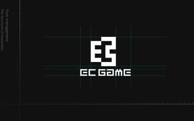 EC GAME Logo設計