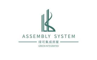 绿可集成房屋VI设计