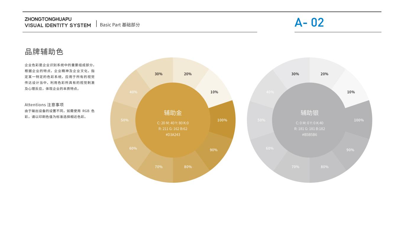 中通华普企业服务类VI设计中标图3
