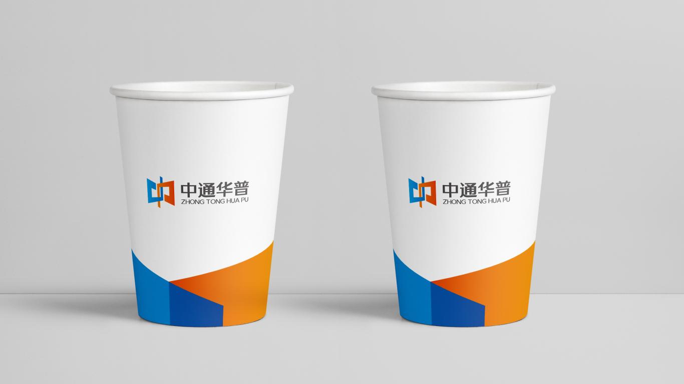 中通华普企业服务类VI设计中标图9