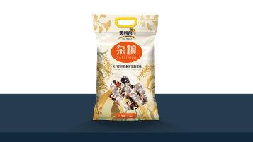 天养谷食品类包装设计