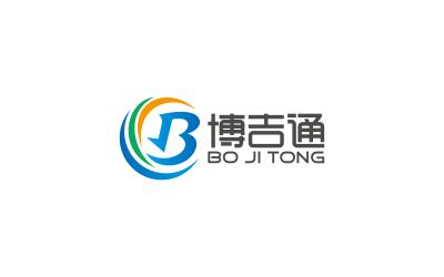 博吉通 logo 设计