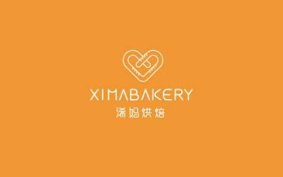 浠妈烘焙 餐饮 logo设计