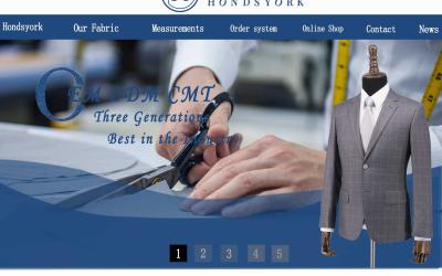 公司网页效果设计