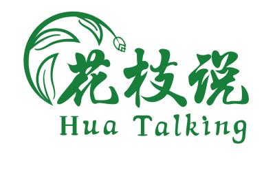 花枝說草本护肤Logo