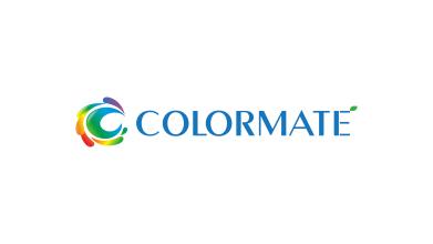 ColorMate材料科技LOGO設計