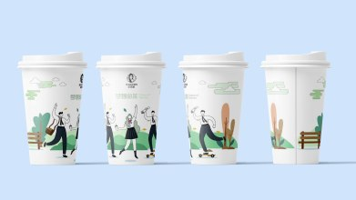 xxTEA茶饮类包装设计