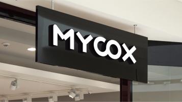 MycoX 食品LOGO设计