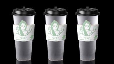 XXTEA饮品类包装延展设计