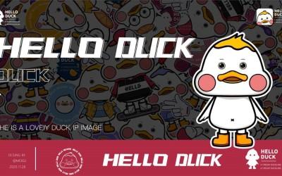 hello dock 吉祥物