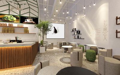 玄思文咖啡馆