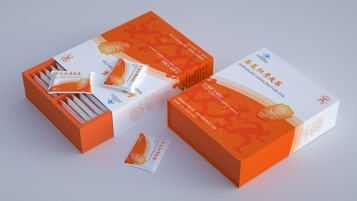 圣莲茶叶包装设计