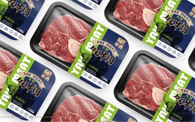 牦牛肉包装亚博客服电话多少