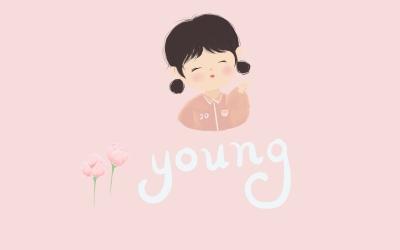 四季花young