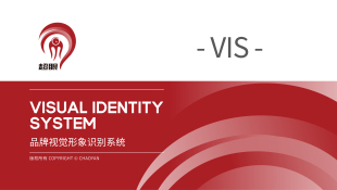 超眼数据科技类VI设计