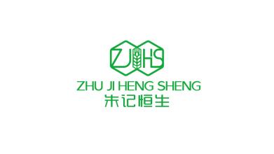 朱记恒生绿色农业品牌LOGO设计