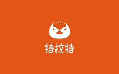 特拉特宠物标志