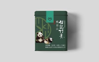 仙芝竹尖茶叶包装