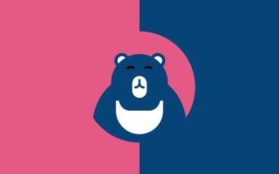 兜兜熊童装 品牌形象设计