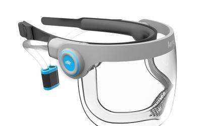 便携式口罩呼吸机设计