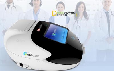 胶体金免疫层分析仪设计