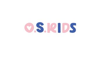 O.S.KIDS童装品牌LOGO设计