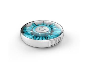 便携式智能药盒设计