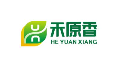 禾原香农业品牌LOGO设计