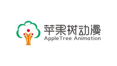 蘋果樹動漫科技類LOGO設計