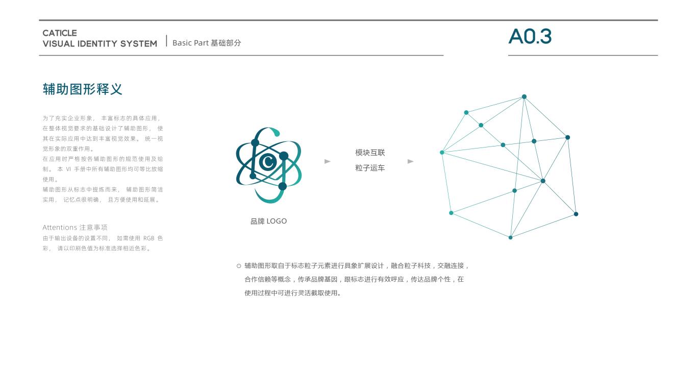 粒子运车物流品牌VI设计中标图4
