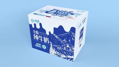 屹嘉饮品类包装延展设计
