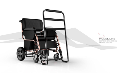 医疗康复轮椅设计