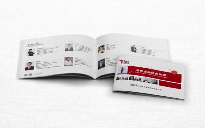 泰格方略金融画册设计