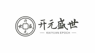 开元盛世互联网品牌LOGO设计