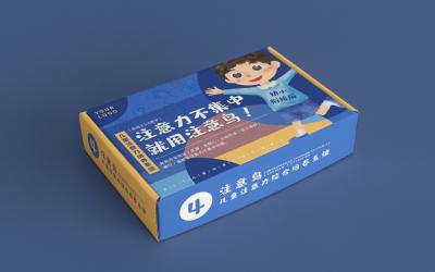 儿童益智玩具系列包装设计
