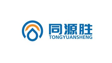 同源胜环境科技类企业LOGO设计