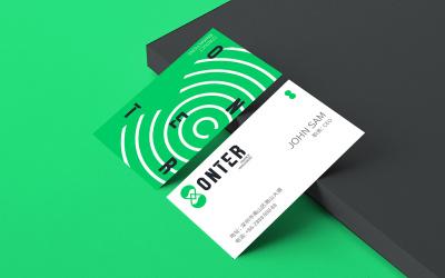 ONTER-金融投资品牌形象设计