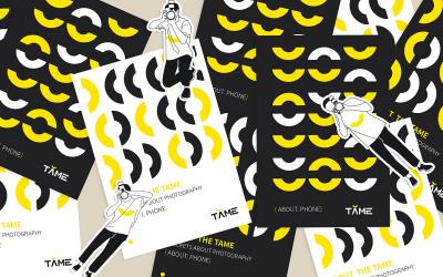 TAME-摄影品牌形象设计