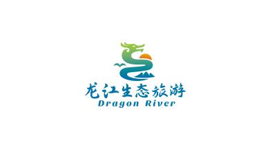 龙江生态旅游LOGO设计